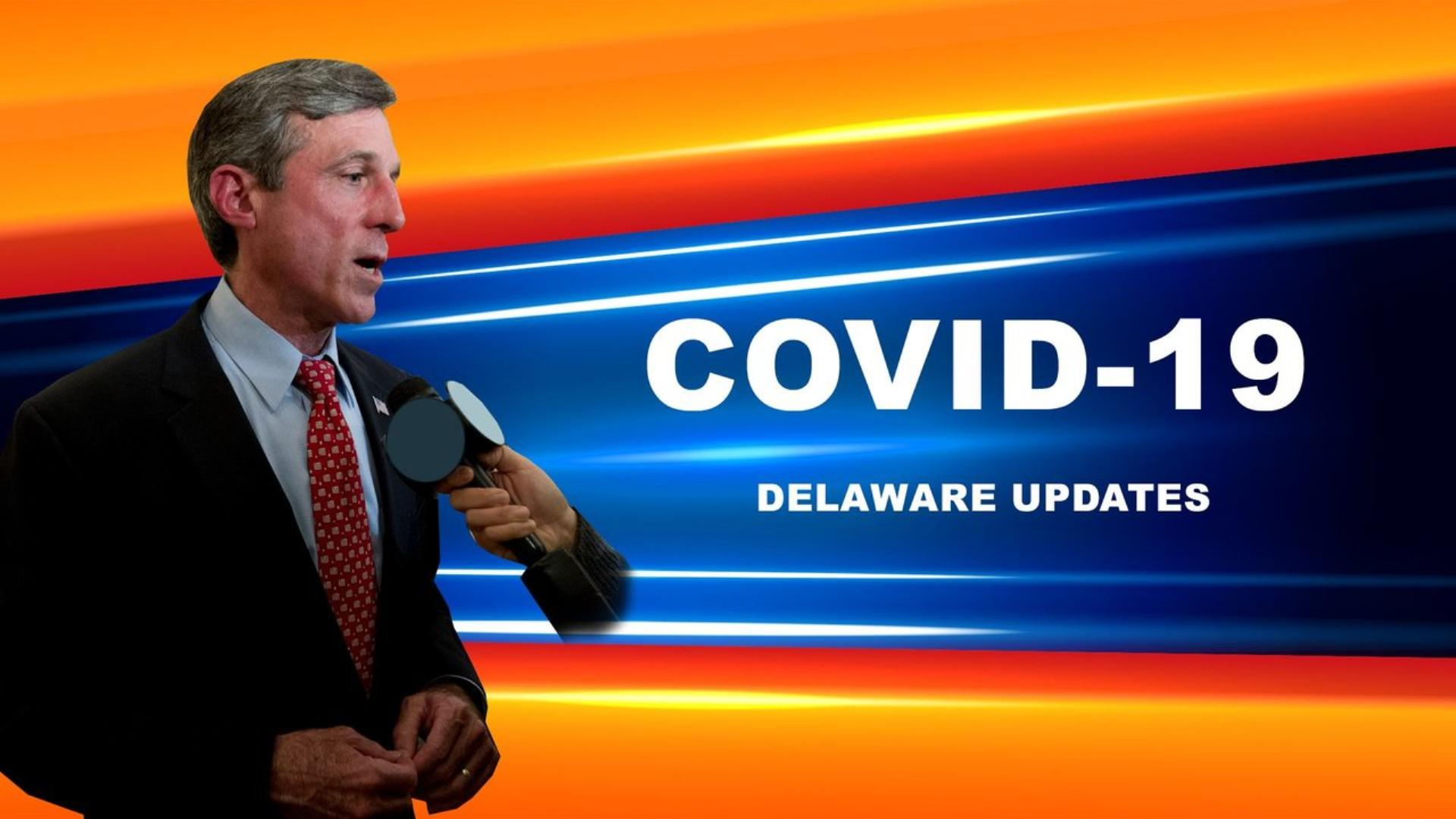 COVID vaccination appointments given to 11,500 Delawareans