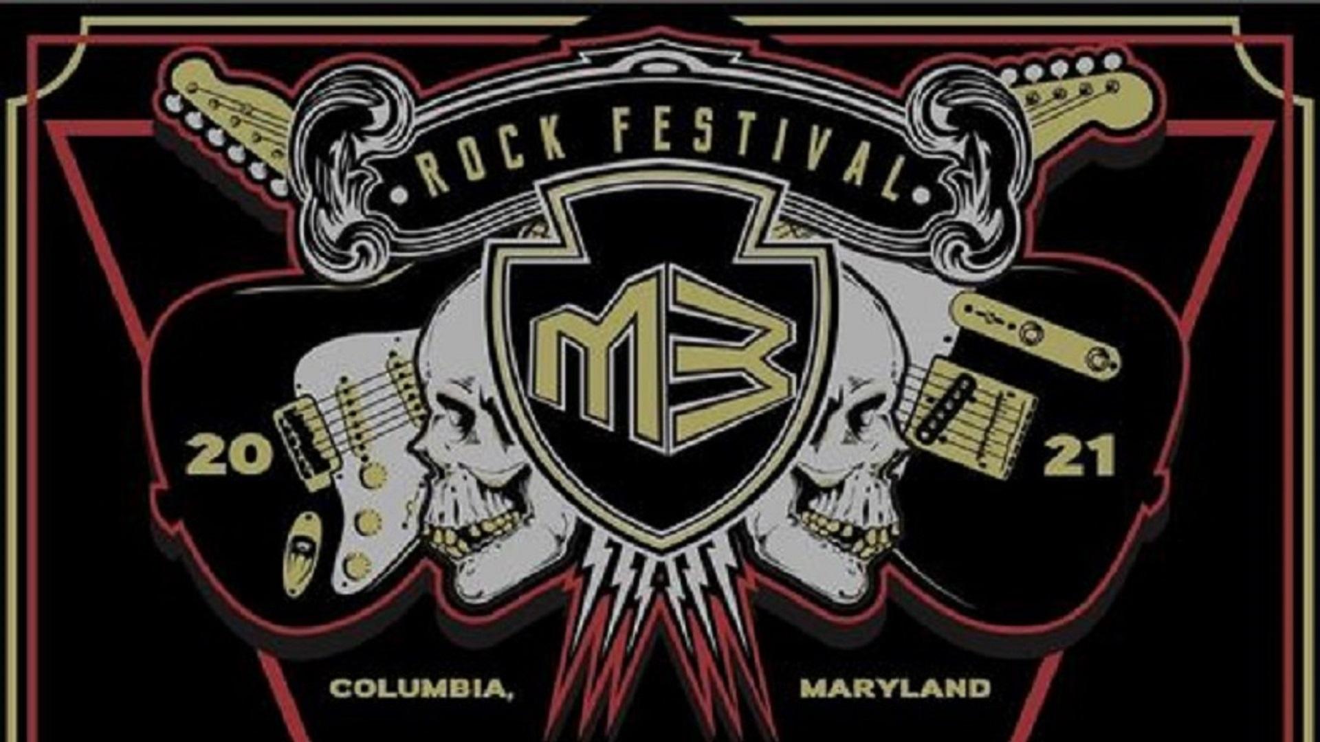 2021 M3 Rock Festival – Official Announcement