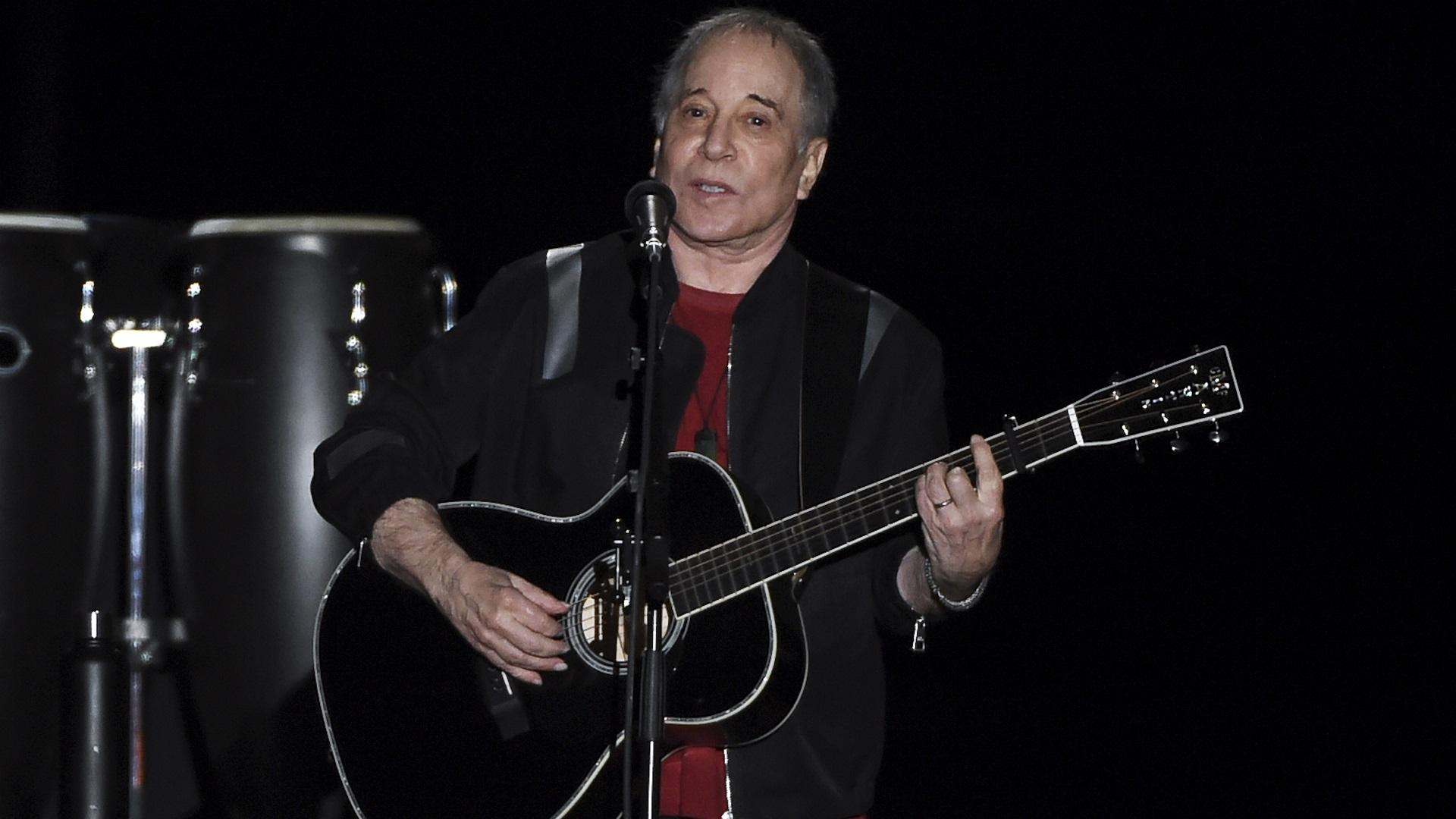 Paul Simon sells song catalog to Sony Music Publishing